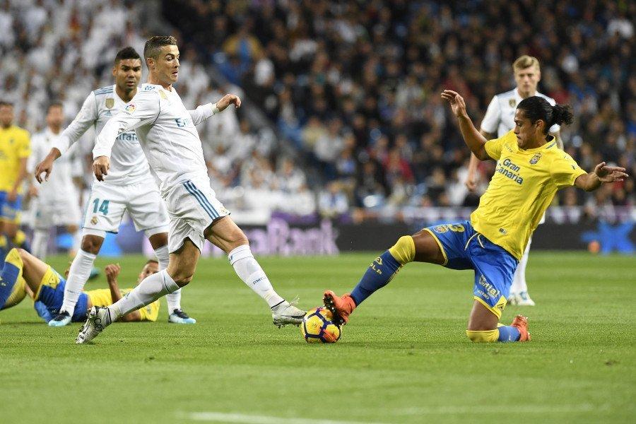 ronaldo vung ve real van thang tung bung 2 - Kết quả bóng đá La Liga, kết quả Real Madrid 3-0 Las Palmas
