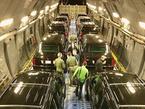Lộ dàn xe 'khủng' hộ tống Tổng thống Trump thăm châu Á