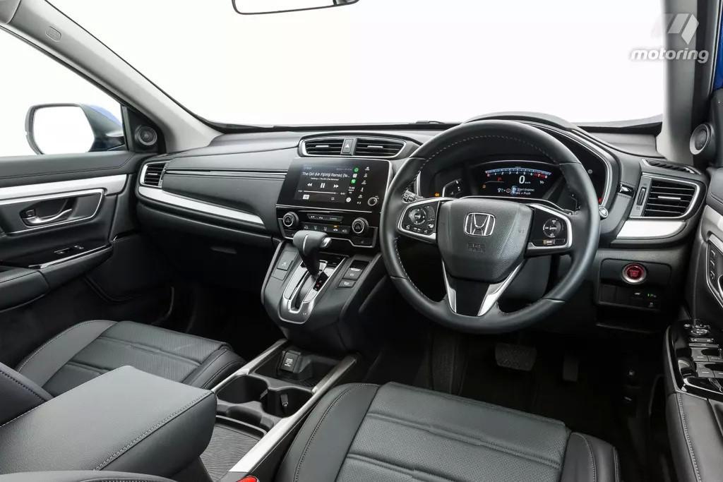 So sánh Honda CR-V và Mazda CX-5 2017