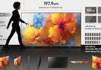 Samsung dẫn đầu phân khúc TV màn hình khủng