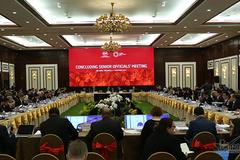 Kết quả Hội nghị tổng kết các quan chức cao cấp APEC