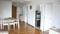 Căn hộ chung cư khó bán thì cho thuê