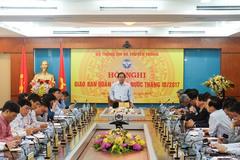 """Bộ trưởng TT&TT: """"Tập trung khắc phục hậu quả thiên tai, phục vụ APEC"""""""