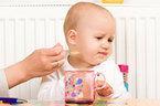 Mẹo chăm trẻ tăng cân đều