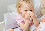 Mẹo trị nghẹt mũi cho trẻ sơ sinh