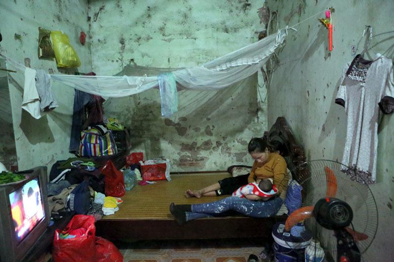 29 tuổi, sòn sòn đẻ 8 con ở Hà Nội - ảnh 2