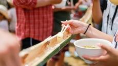 Khó cưỡng với món ngon mì lạnh lạ mắt từ Nhật Bản