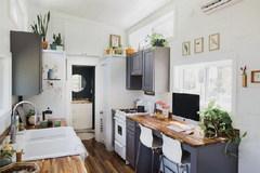 Ngắm nhà nhỏ cực lãng mạn của đôi vợ chồng trẻ