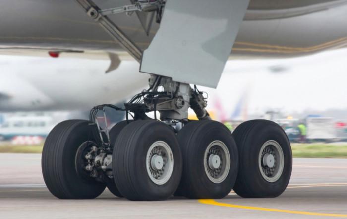 Những điều thú vị xoay quanh lốp máy bay