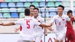 U19 Việt Nam: Hai siêu phẩm, giành vé dự VCK châu Á
