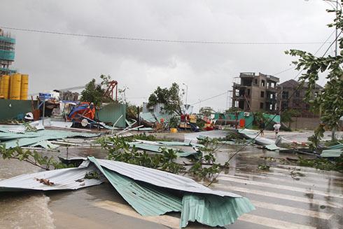 Nhiều tỉnh xin, Thủ tướng cấp 1.000 tỷ đồng khắc phục bão