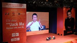 """Jack Ma: """"Các bạn trẻ Việt Nam không nên e ngại thất bại"""""""