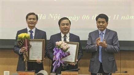 Sở Giáo dục và Đào tạo Hà Nội có giám đốc mới
