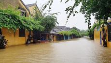 Dự báo thời tiết 7/11: Miền Trung vẫn mưa to, lũ khả năng lên lại