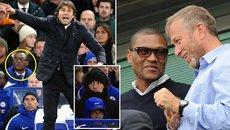 """""""Kỳ đà cản mũi"""" Conte bất ngờ rời Chelsea"""
