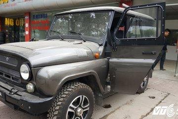 Đường phố Việt Nam tràn ngập xe Lada, U-uát: Huyền thoại một thời