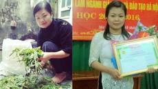 Cô giáo Hà Nội dạy học sinh làm kẹo lạc, kẹo vừng để bán