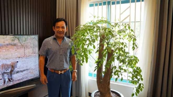 Căn hộ chung cư 7 tỷ khiến Quang Tèo gặp nhiều thị phi