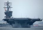 Mỹ chập 3 siêu tàu sân bay phô sức mạnh