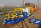 Trung Quốc trình làng tàu xây đảo siêu nhanh