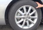 Lái ô tô: Đừng chủ quan khi lốp 'non'