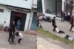 Cô gái bị người yêu đánh giữa đường vì nghi vào nghỉ với người lạ
