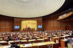Cuộc tranh luận 'thẳng tưng' ở Quốc hội