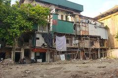 Hà Nội sẽ cưỡng chế để xây lại khu tập thể cũ trên đất vàng