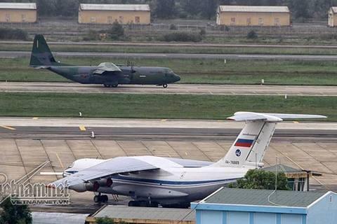 Máy bay Hàn Quốc 1