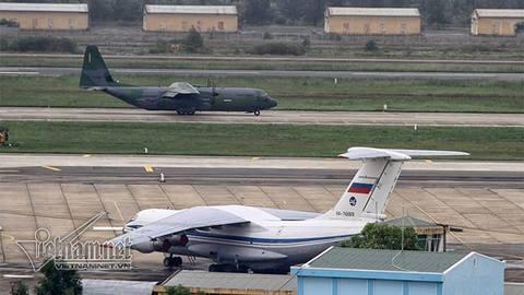 Máy bay Hàn Quốc