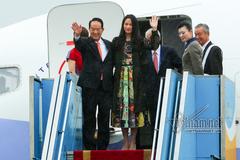 Phái đoàn cấp cao đầu tiên đến Đà Nẵng dự APEC