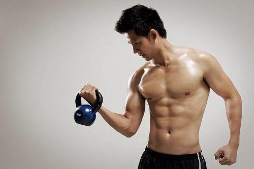 Bí quyết giúp chàng gầy tăng cân chắc khỏe