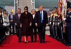 Hàn Quốc đón tiếp ông Trump theo phong cách cổ trang