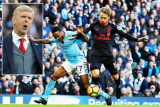 """Man City nổi giận lôi đình vì Wenger """"đổ vạ"""" cho Sterling"""
