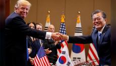 Thách thức lớn của ông Trump ở Hàn Quốc