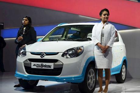 Ô tô Suzuki giá 82 triệu: Hàng Ấn mác Nhật dân Việt phát sốt