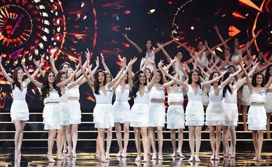 Thanh tra quy trình tổ chức Hoa hậu Hoàn vũ VN 2017