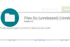 Google vô tình để lộ trình quản lý file thông minh mới