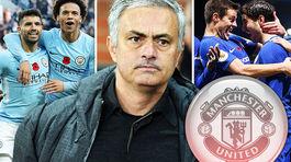 """MU run vì dớp """"đen"""" Mourinho, Ronaldo cược tiền ăn Messi"""