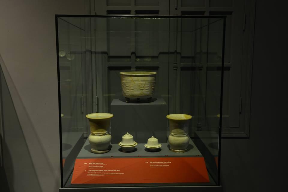 Gốm thời Lê