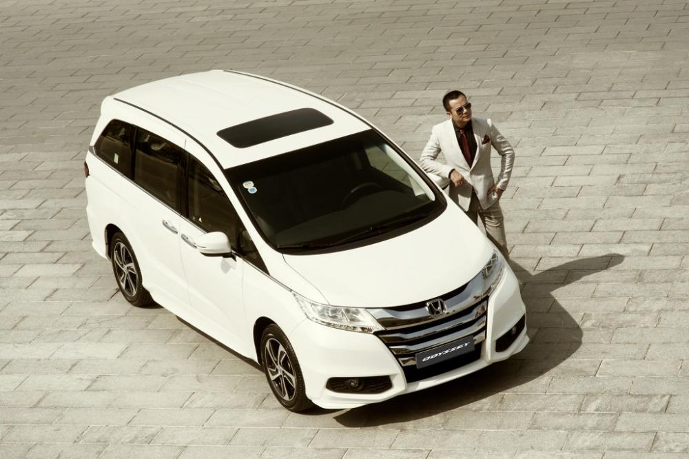 ô tô Honda,Giá ô tô,ô tô giảm giá,Honda Odyssey