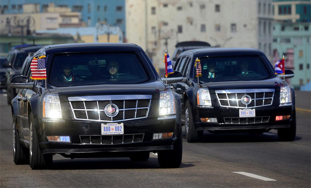 Loạt xe siêu sang của các lãnh đạo nền kinh tế APEC