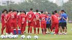HLV Park Hang Seo ban 6 lệnh cấm, tuyển thủ ViệtNamxanh mặt