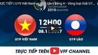 Link xem trực tiếp U19 Việt Nam vs U19 Lào, 12h ngày 8/11