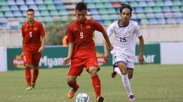 U19 Việt Nam toàn thắng ở vòng loại U19 châu Á 2018