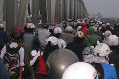Tổ chức lại giao thông khu vực cầu Chương Dương từ mai