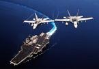 Mỹ đang có bao nhiêu tàu sân bay ở Thái Bình Dương?