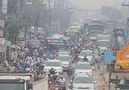 Giao thông tê liệt qua lô cốt hầm chui 500 tỷ ở Sài Gòn