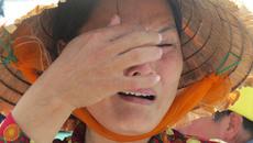 Nước mắt tuôn rơi ở đầm tôm hùm lớn nhất Sông Cầu