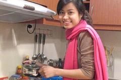 Người đẹp Nhật ký Vàng Anh vào bếp: Hoàng Thùy Linh 'lép vế' toàn tập
